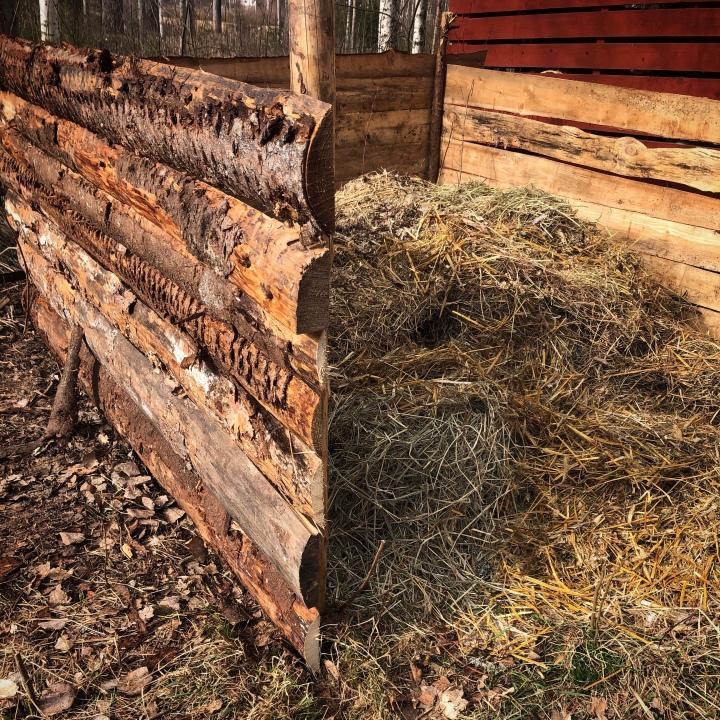 Kompost bygge